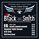 Black Smith 10-46 Jeu de cordes pour Guitare électrique