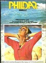 Phildar Mailles N°52 : Printemps / Eté. Des tricots plein soleil, du coton et une grande rubrique : le filet au crochet.