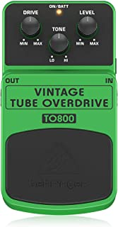 Behringer TO800 equipo de música adicional - equipos de música adicionales (100-230V, 50/60 Hz, 7 cm, 12,3 cm, 5,4 cm) Verde
