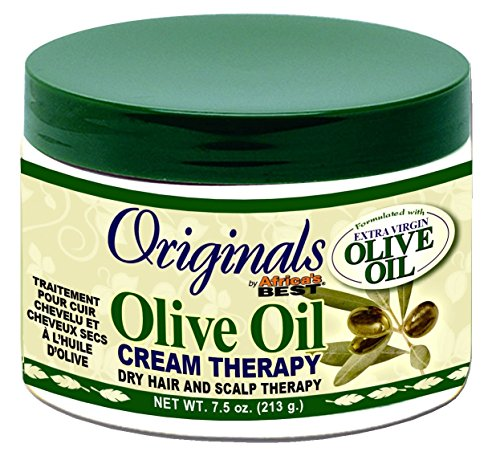 ORGANICS BY AFRICA'S BEST Ab Org Huile d'Olive 7.5 Oz 225 ml