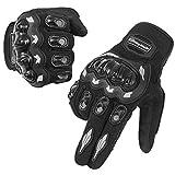 Seektop Motorcycle Gloves for Men Women, Touchscreen Full Finger Gloves with...