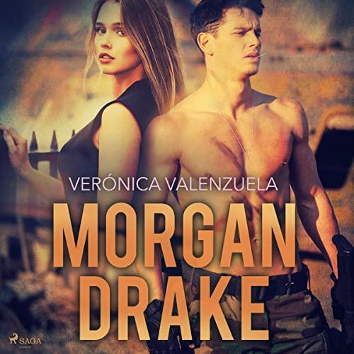 Diseño de la portada del título Morgan Drake