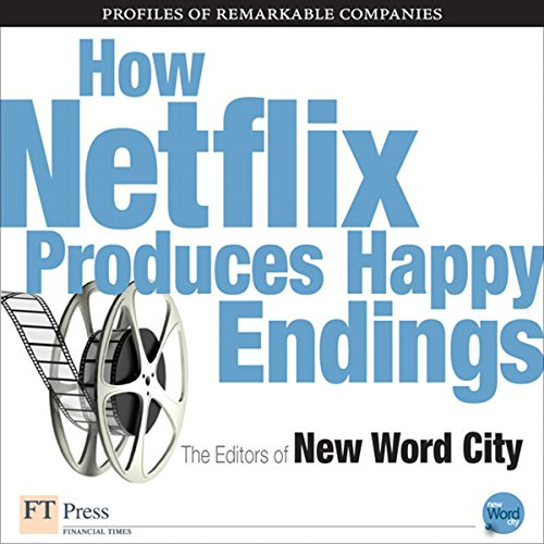 How Netflix Produces Happy Endings audiobook cover art