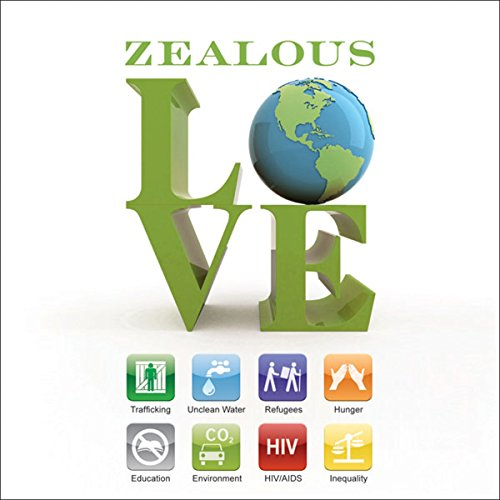Zealous Love audiobook cover art