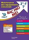 Objectif Bac - Fiches Bac Pro MEI - Maintenance des équipements industriels - 80 fiches, 120 QCM