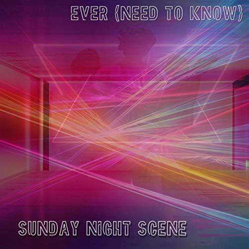 Sunday Night Scene