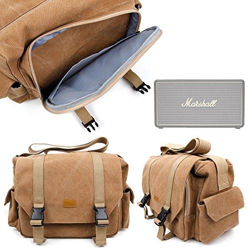 Bolsas de transporte para Marshall Stockwell altavoz portátil pc/reproductores MP3(25W & Sony srs-xb2