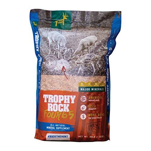 TROPHY ROCK Redmond FOUR65 30lb Bag - All-Natural Crushed Granular...