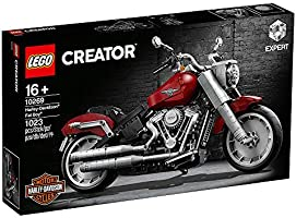 LEGO® Creator Expert Harley-Davidson® Fat Boy® 10269 Building Kit