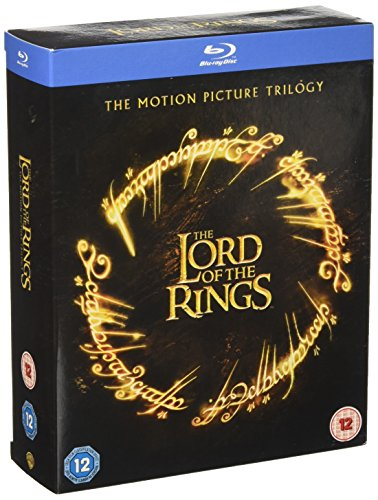 The Lord Of The Rings Trilogy [Blu-ray] [2015] UK-Import, Sprache: Englisch.