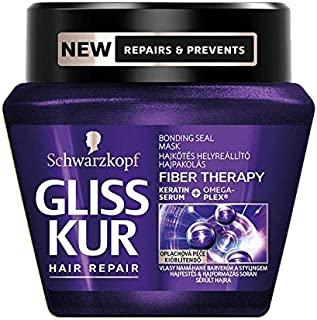 Schwarzkopf Gliss Kur Fiber Therapy Hair Mask 300ml