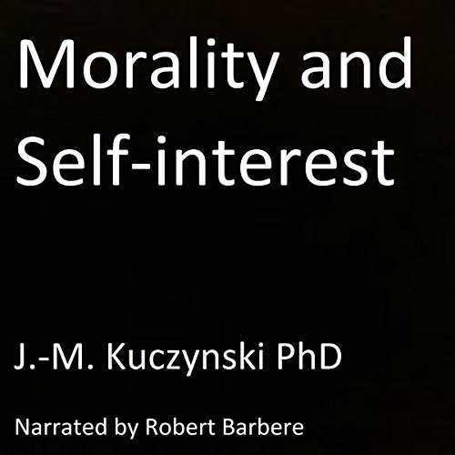 Morality and Self-interest cover art