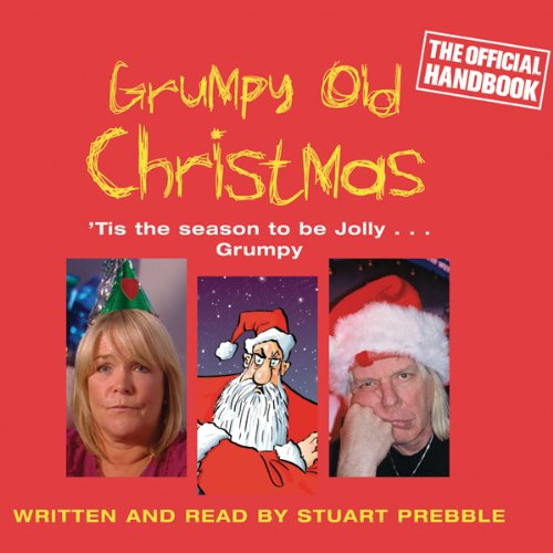 Grumpy Old Christmas audiobook cover art
