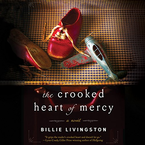 The Crooked Heart of Mercy audiobook cover art
