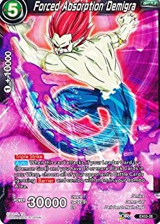 Dragon Ball Super TCG - Forced Absorption Demigra - Foil - EX03-26 - EX - Ultimate Box