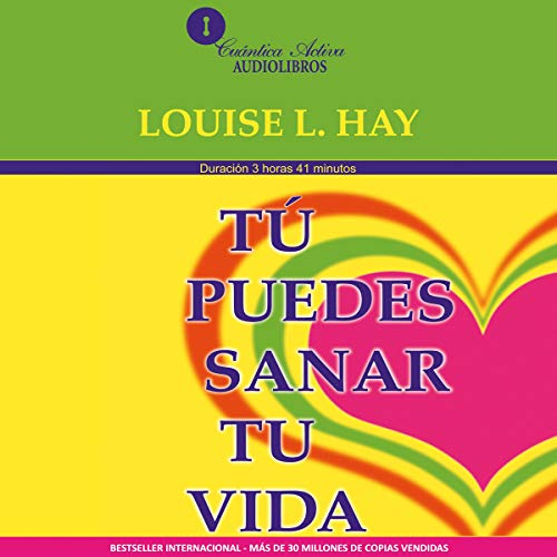 Tu Puedes Sanar Tu Vida [You Can Heal Your Life] Titelbild