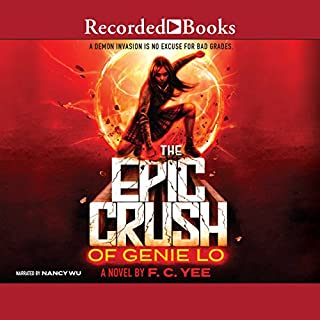 The Epic Crush of Genie Lo cover art