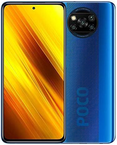 Xiaomi Poco X3 NFC 128GB 6GB RAM 5160mAh typ Large Battery 6 67 DotDisplay QUALCOMM Snapdragon product image