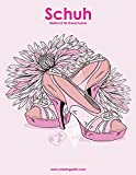 Schuhmalbuch für Erwachsene 1