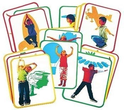 Body Poetry Yoga Cards by Roylco