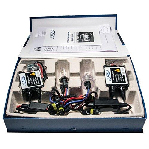 ASD TECH KITXENONH7 6 Kit Xénon H7 Simple 6000K 35W Slim Ballast