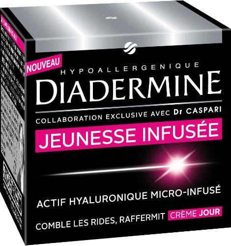 Diadermine - Jeunesse Infusée Crème Anti-Rides Jour - 50 ml