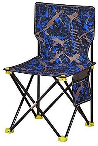 ROLL Klappstuhl Klappstuhl Tragbare verdicken Strand Angeln Stuhl Sketch Außen Camping