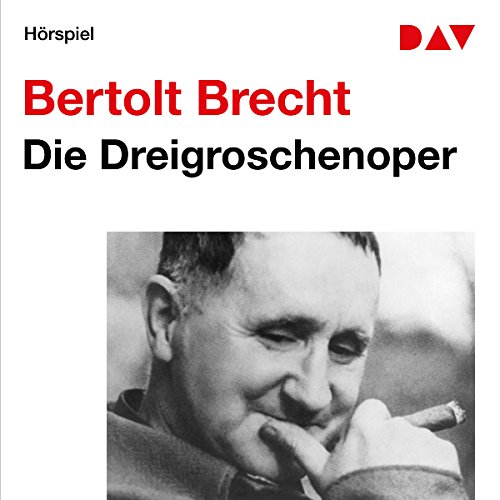 Die Dreigroschenoper audiobook cover art