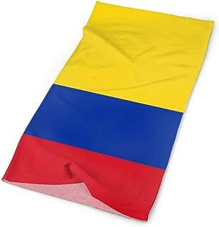 colombian flag bandana