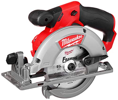 Milwaukee 2530-20 M12 Fuel 5-3/8' Circular Saw – tool Only