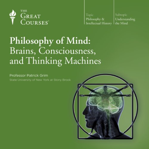 Philosophy of Mind: Brains, Consciousness, and Thinking Machines Titelbild