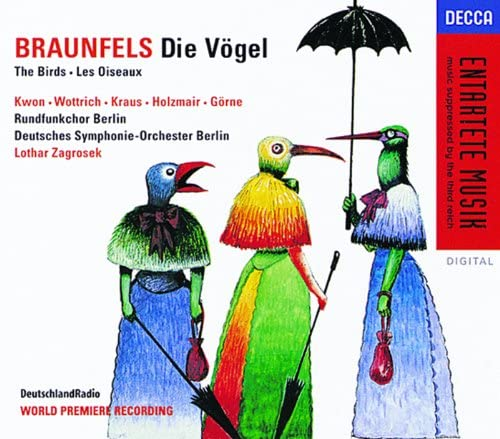 Deutsches Symphonie-Orchester Berlin & Lothar Zagrosek