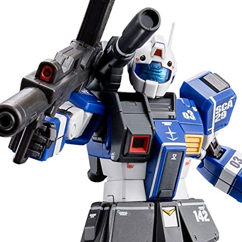 HG 1/144 RGC-80S GM Cannon [with Rocket Bazooka] E.F.S.F Mass-Produced Mobile Suit