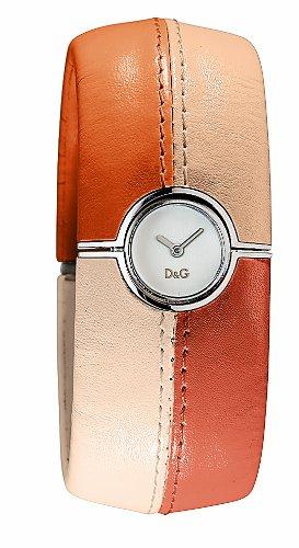 D&G DW0414 - Reloj de Señora Movimiento de Cuarzo con Brazalete metálico