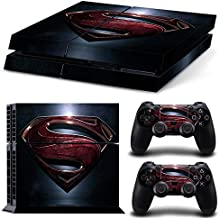 superman ps4 controller