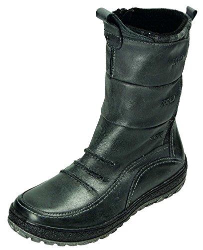 Miccos Shoes Stiefel D.RV-Stiefel in grau/komb., Größe 39.0,