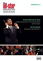 All Star Orchestra: Programs 3 & 4 - New World [DVD] [Import]