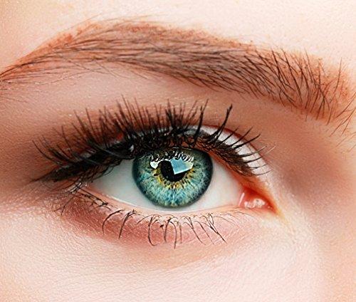 """ELFENWALD farbige Kontaktlinsen, Produktreihe """"SUPREME"""" (Blau)"""