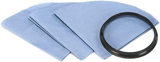Shop-Vac Corp 3Pk Reuse Dry Filt Disc 90107-19 Wet/Dry Vac Filters & Bags (2 Pack of 3, 6 Total)