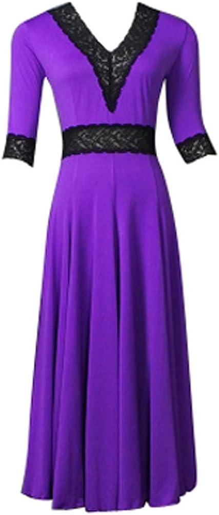 YUMEIREN Women's Waltz Dress Rumba online shopping Dance New life Dr Smooth Standard