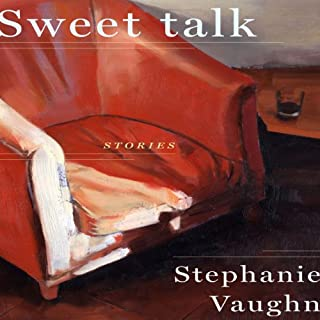 Sweet Talk audiobook cover art