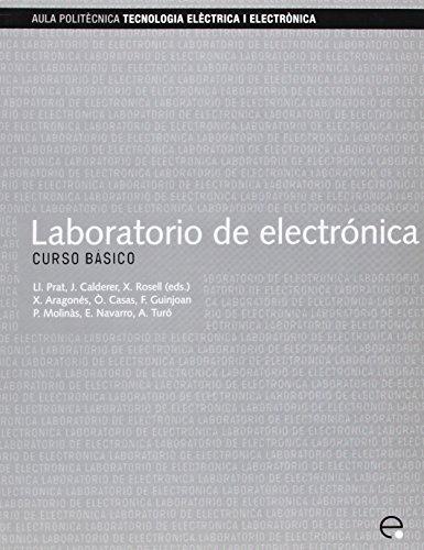 Laboratorio de electrónica. Curso básico: 29 (Aula Politècnica)