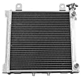 2000-2007 Aluminum Radiator for Can-Am Bombardier DS650 DS 650 DS650 X Baja 02