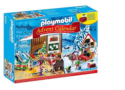 Playmobil(プレイモービル) アドベントカレンダー サンタのワークショップ [並行輸入品]