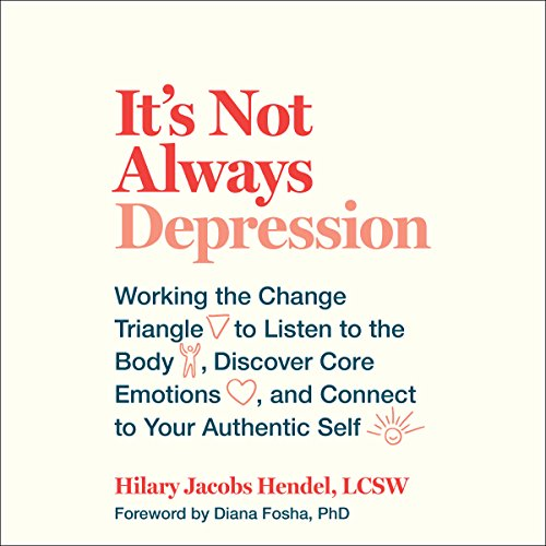 It's Not Always Depression audiobook cover art