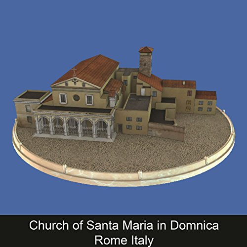 Church of Santa Maria in Domnica Rome Italy (ENG) copertina