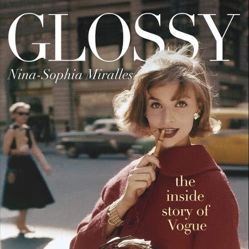Glossy Audiobook By Nina-Sophia Miralles cover art