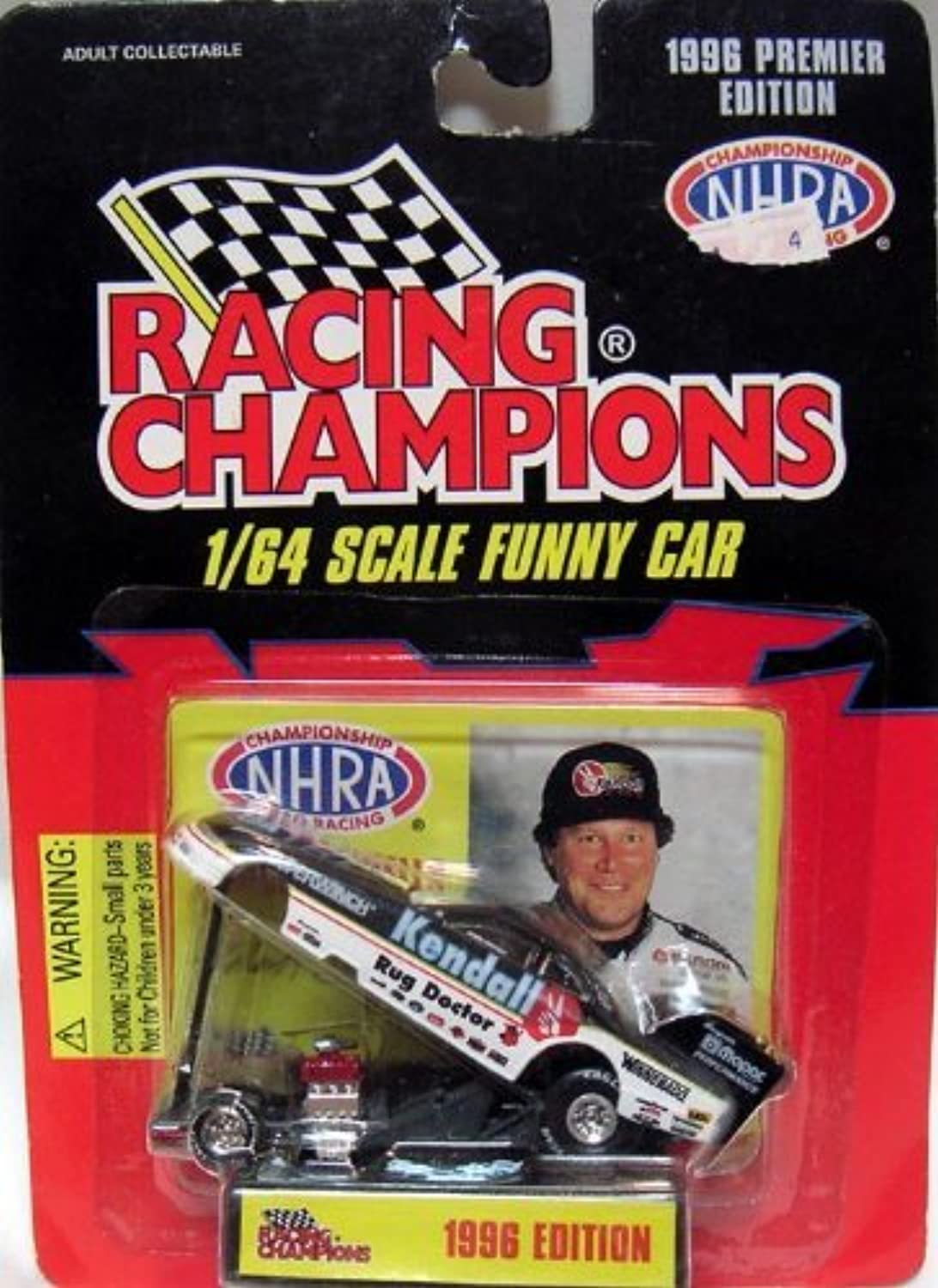 RACING CHAMPIONS 1996 PREMIER EDITION KENDALL DIE CAST VEHICLE by Racing Champions