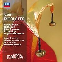 Rigoletto (Libretto Incluso) by Sinopoli Giuseppe (Direttore) (2012-07-15)