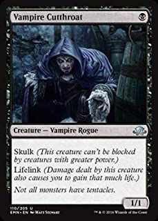 Magic: the Gathering - Vampire Cutthroat (110/205) - Eldritch Moon